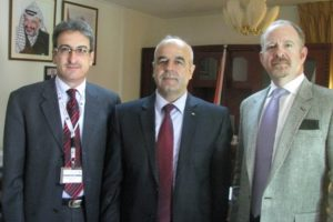 The AACI in the Sate of Palestine