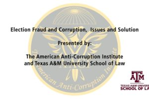 The AACI and Texas A&M University Cooperate