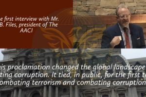 The First Interview with the President of The AACI