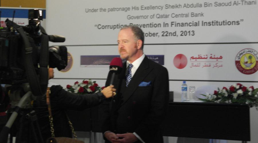 L.B. Files, The AACI in Qatar, 2013