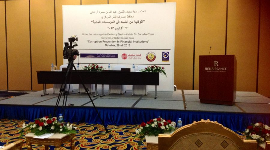 The AACI in Qatar, 2013